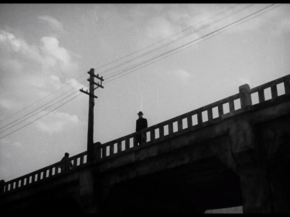 Ikuru Film Still by Akira Kurosawa