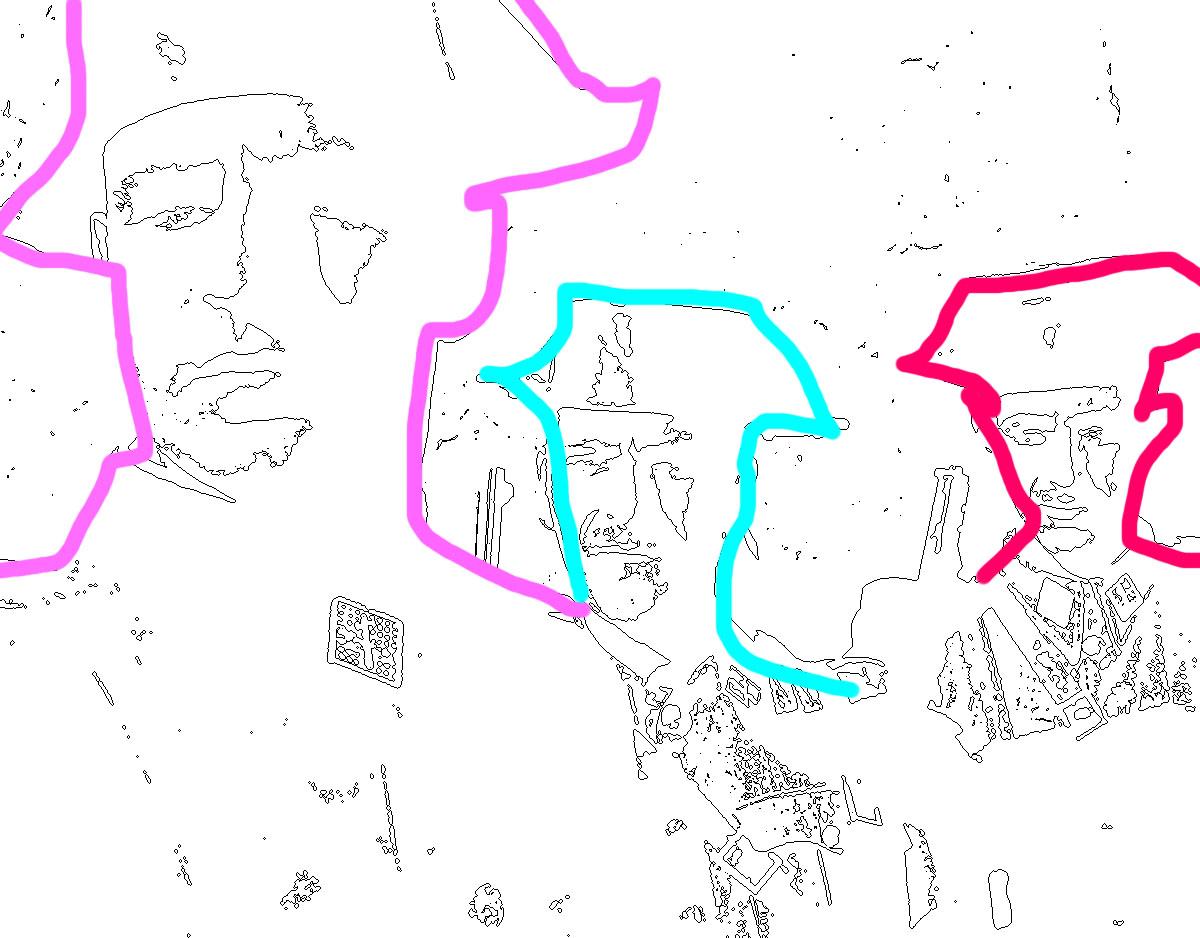 trace contour 2