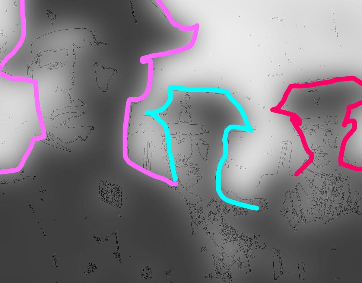 trace contour 3