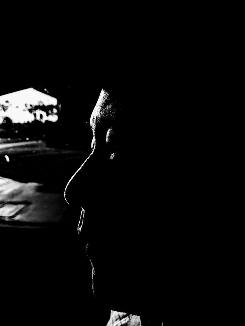 Justin silhouette