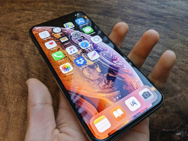 Iphone xs apps