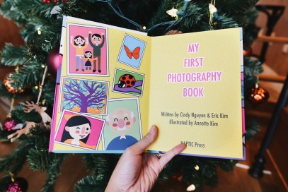 My First Photography Book: Gift for your young photographer