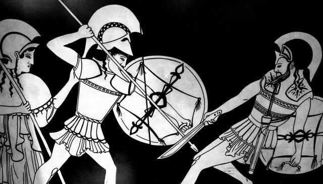 Iliad homer Achilles