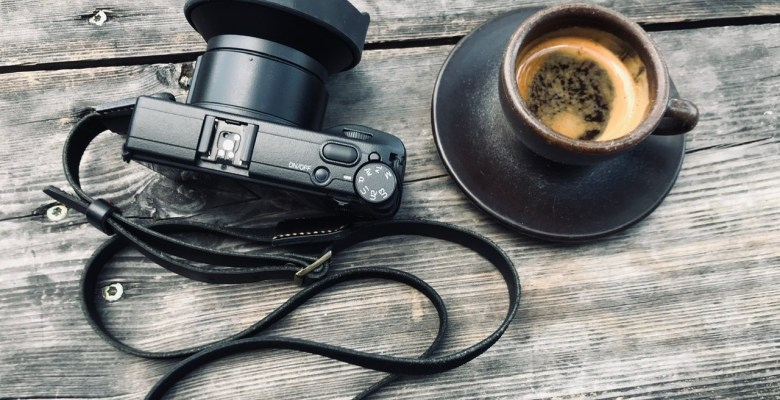 ERIC KIM NECK STRAP x RICOH GR III x 21mm Adapter