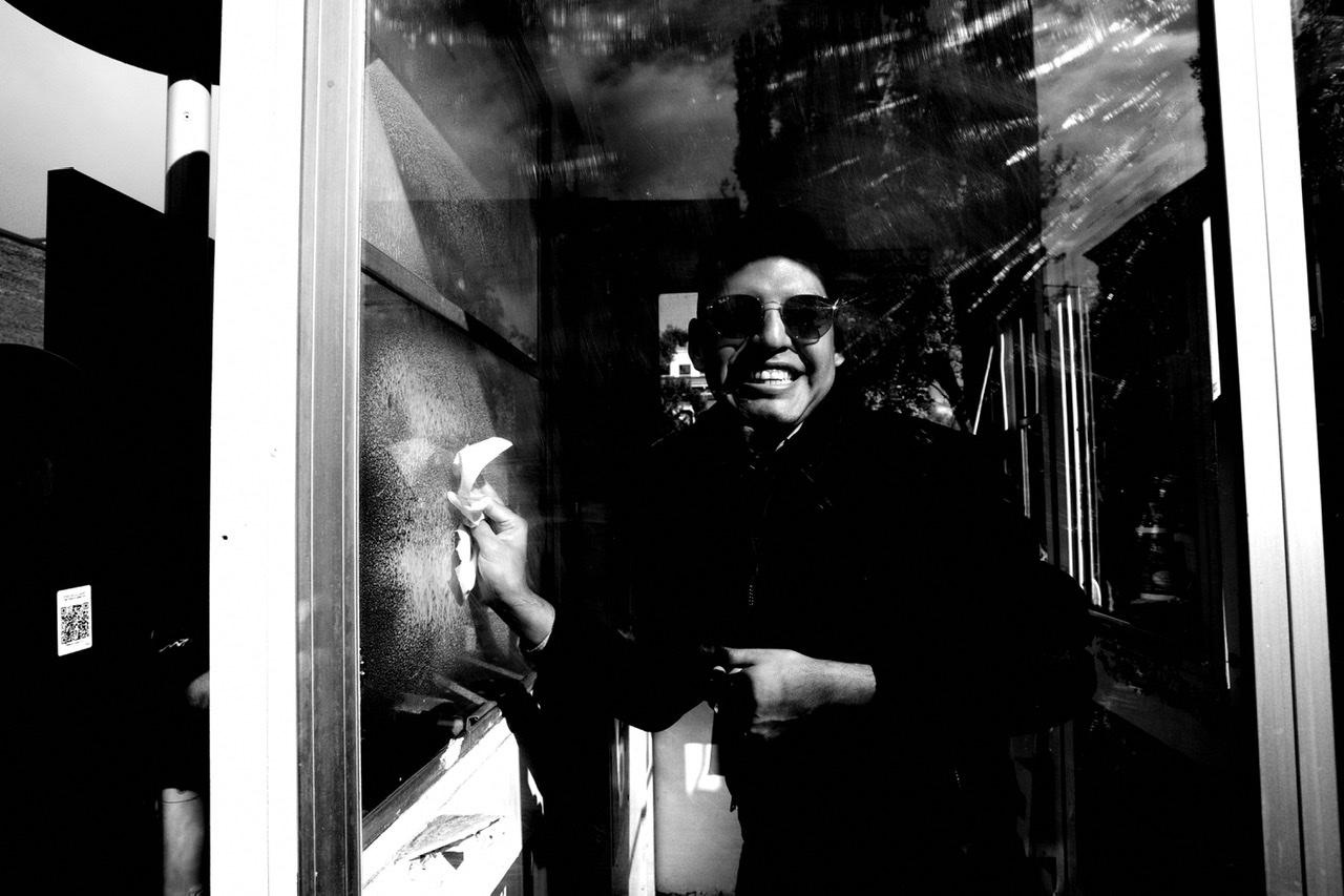 Portland light street photography