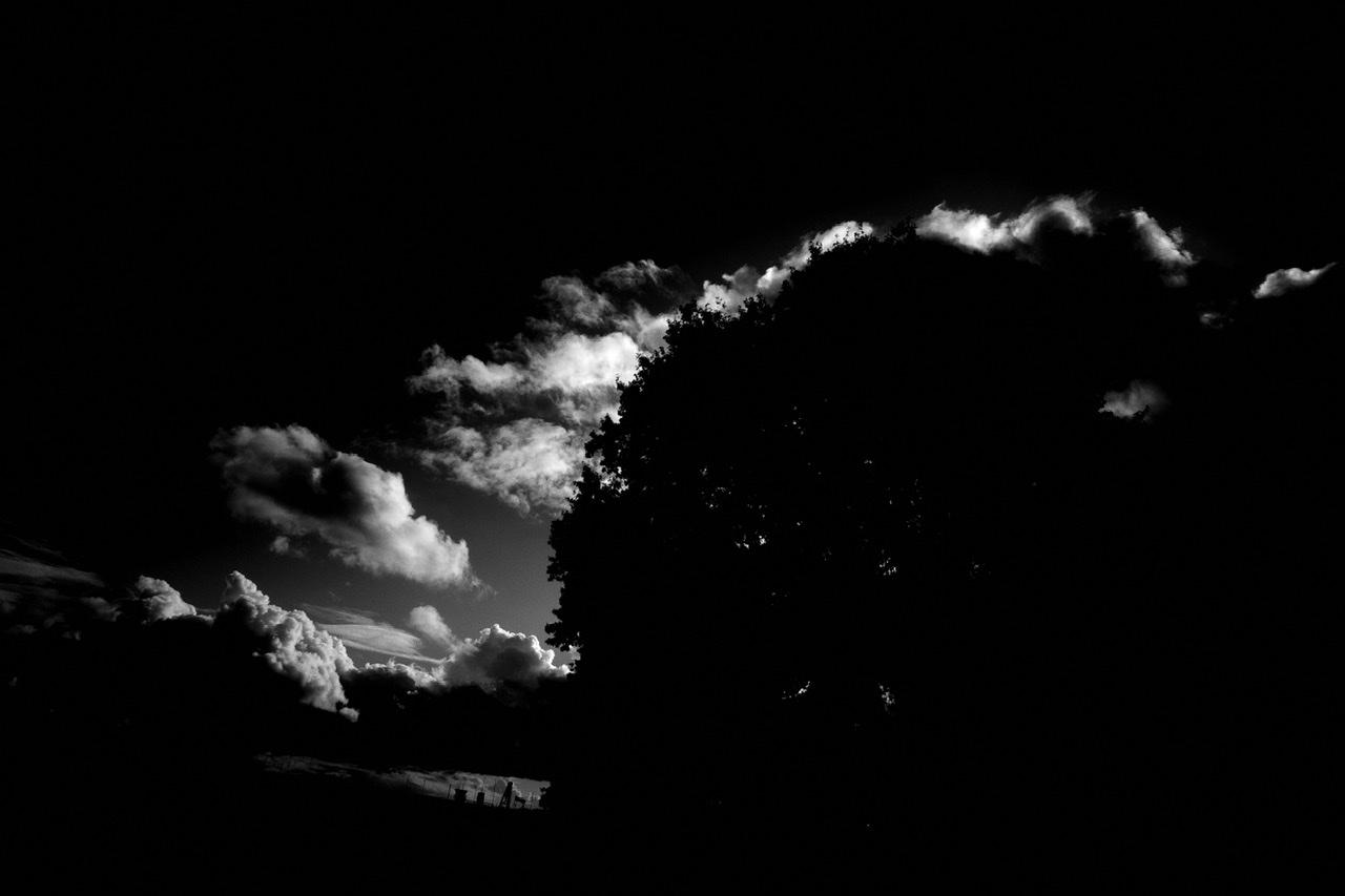 Cloud black