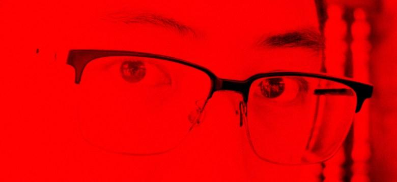 red Eric eyes