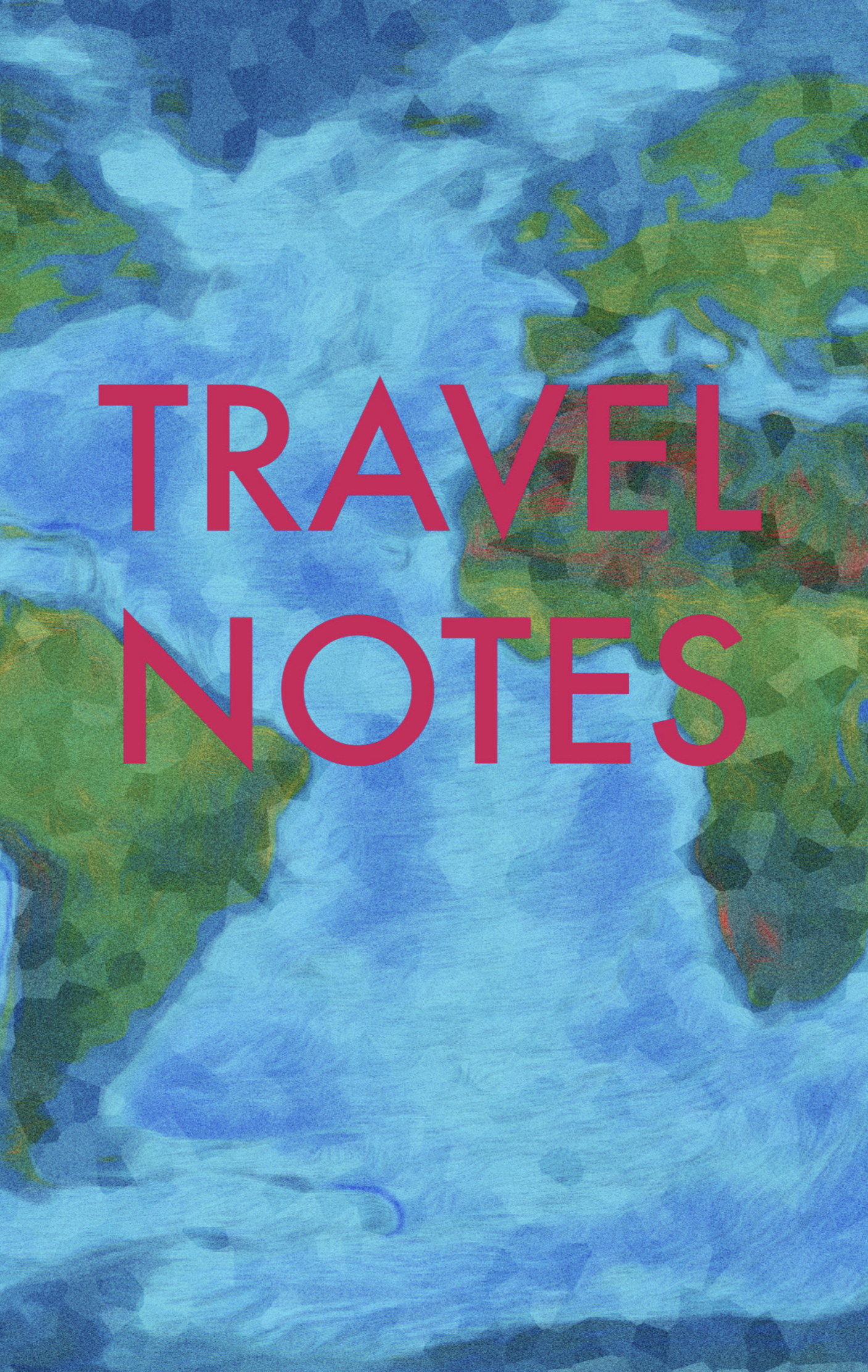 travel notes mobile edition cover