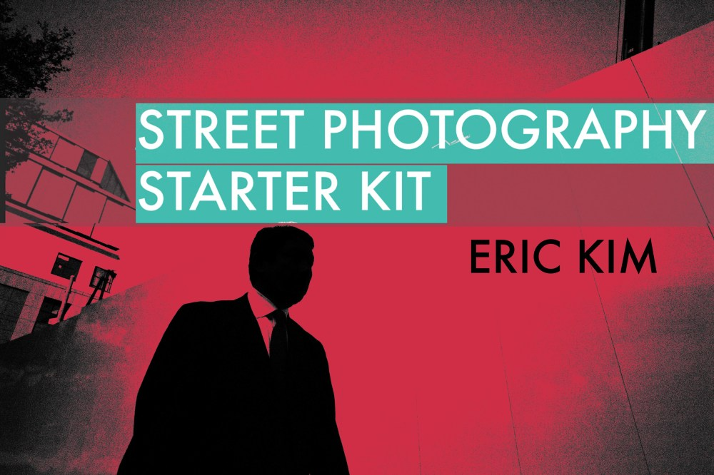 street photography starter kit