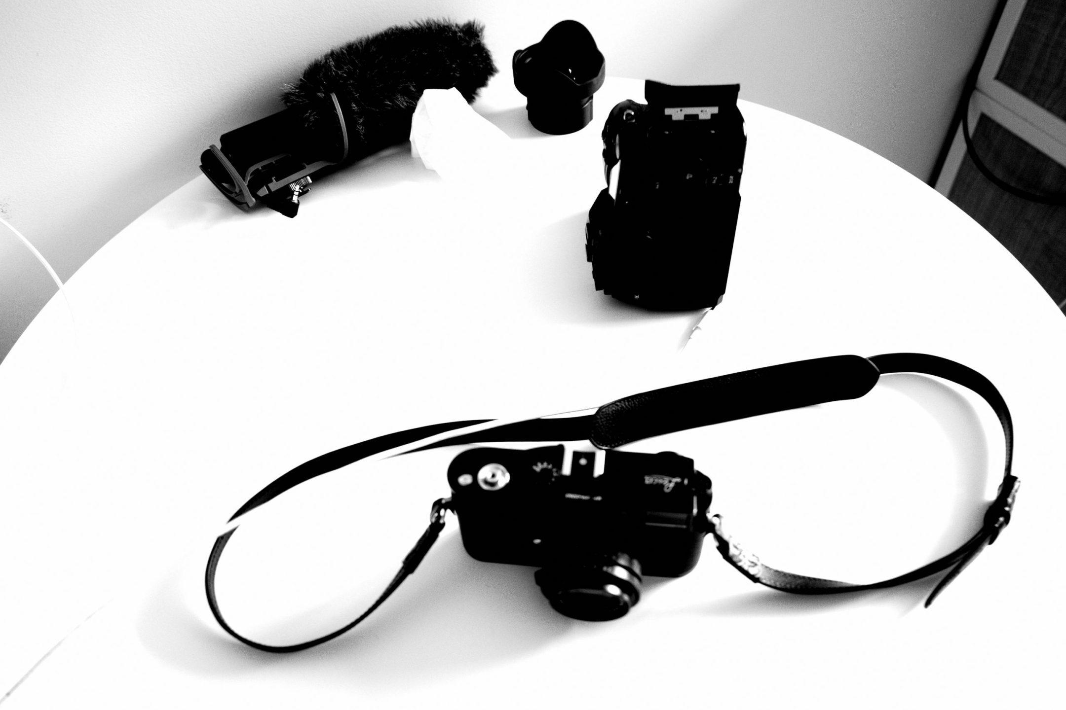 Leica MP, Lumix G9, RICOH GR III