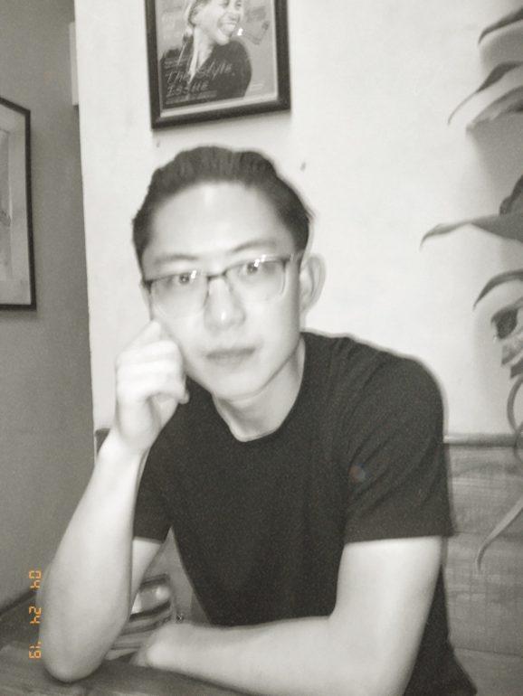 Hanoi Eric portrait chu Viet ha