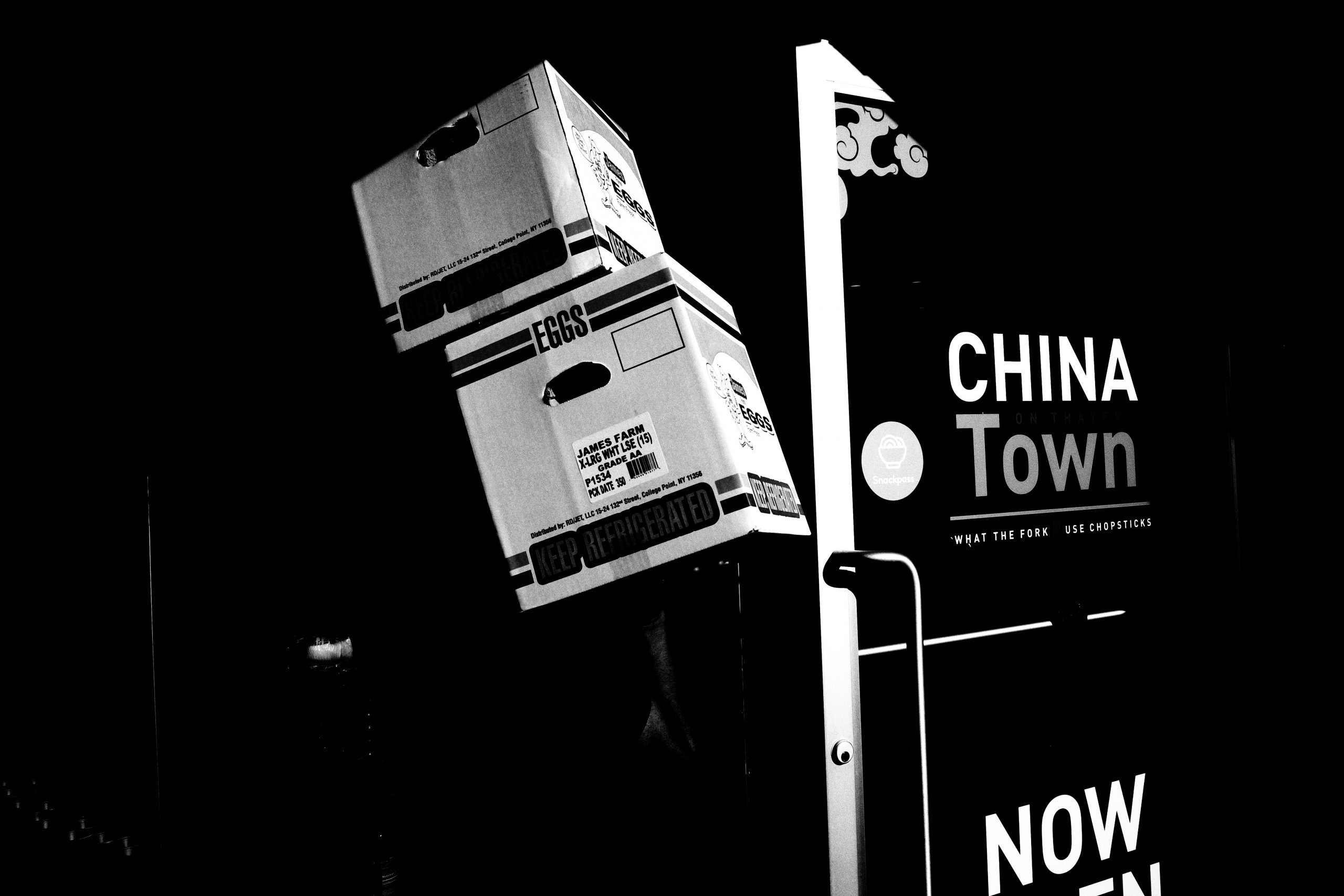 street photography boxes
