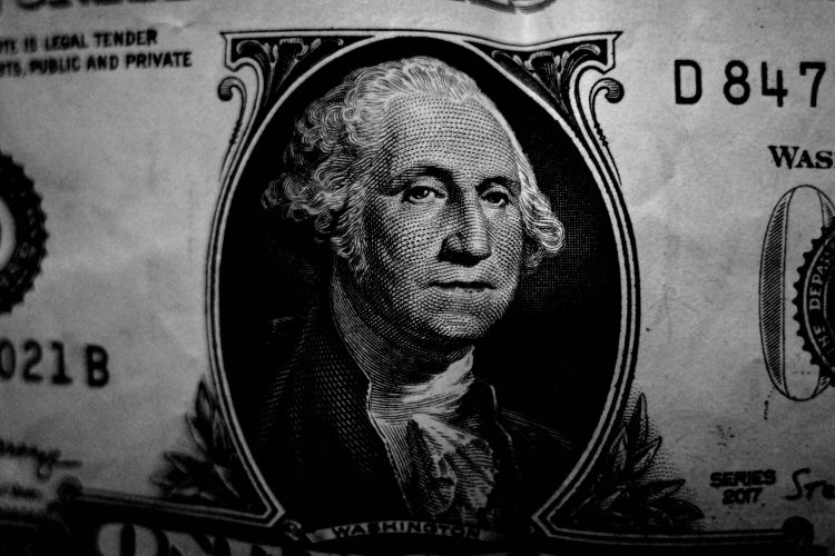 money George Washington