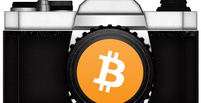 bitcoin ERIC KIM orange money camera icon