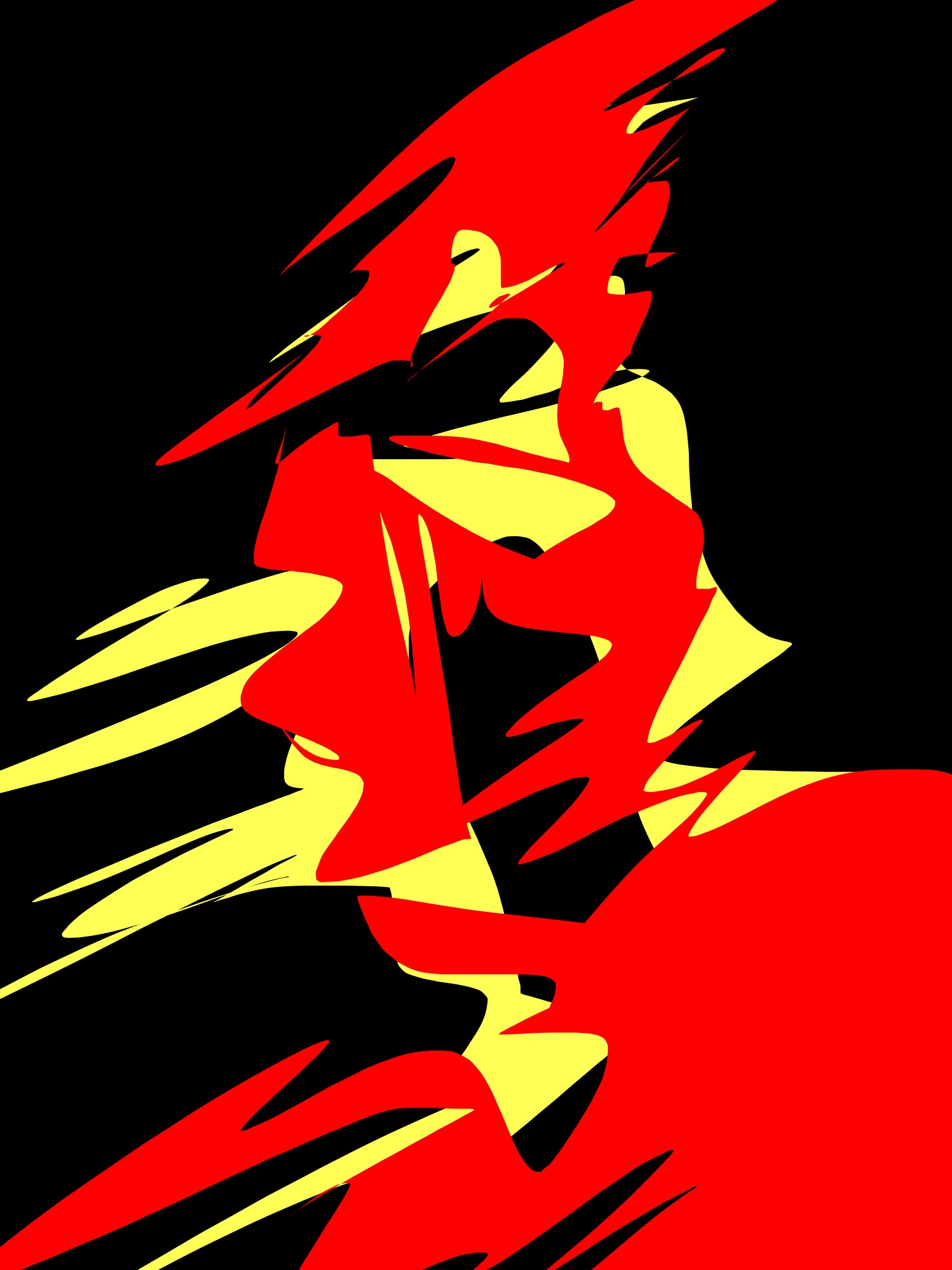 spartan black and red yellow