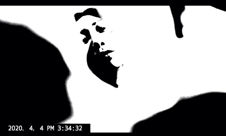 abstract cindy cutout