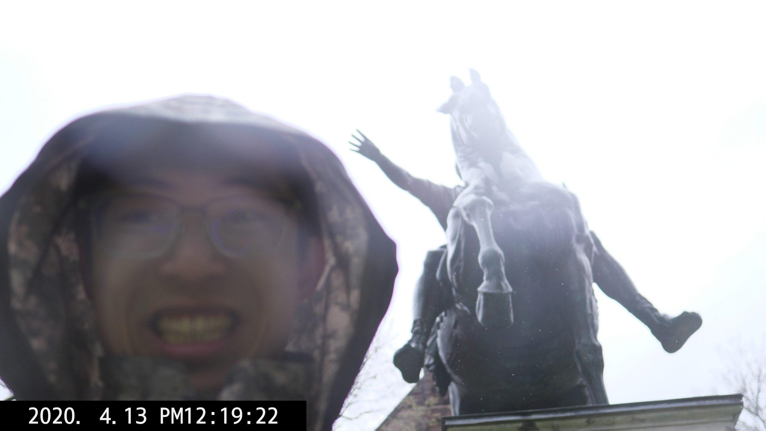 selfie ERIC KIM Marcus Aurelius