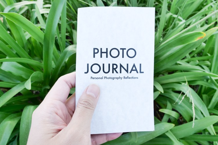 Photo Journal Print Edition