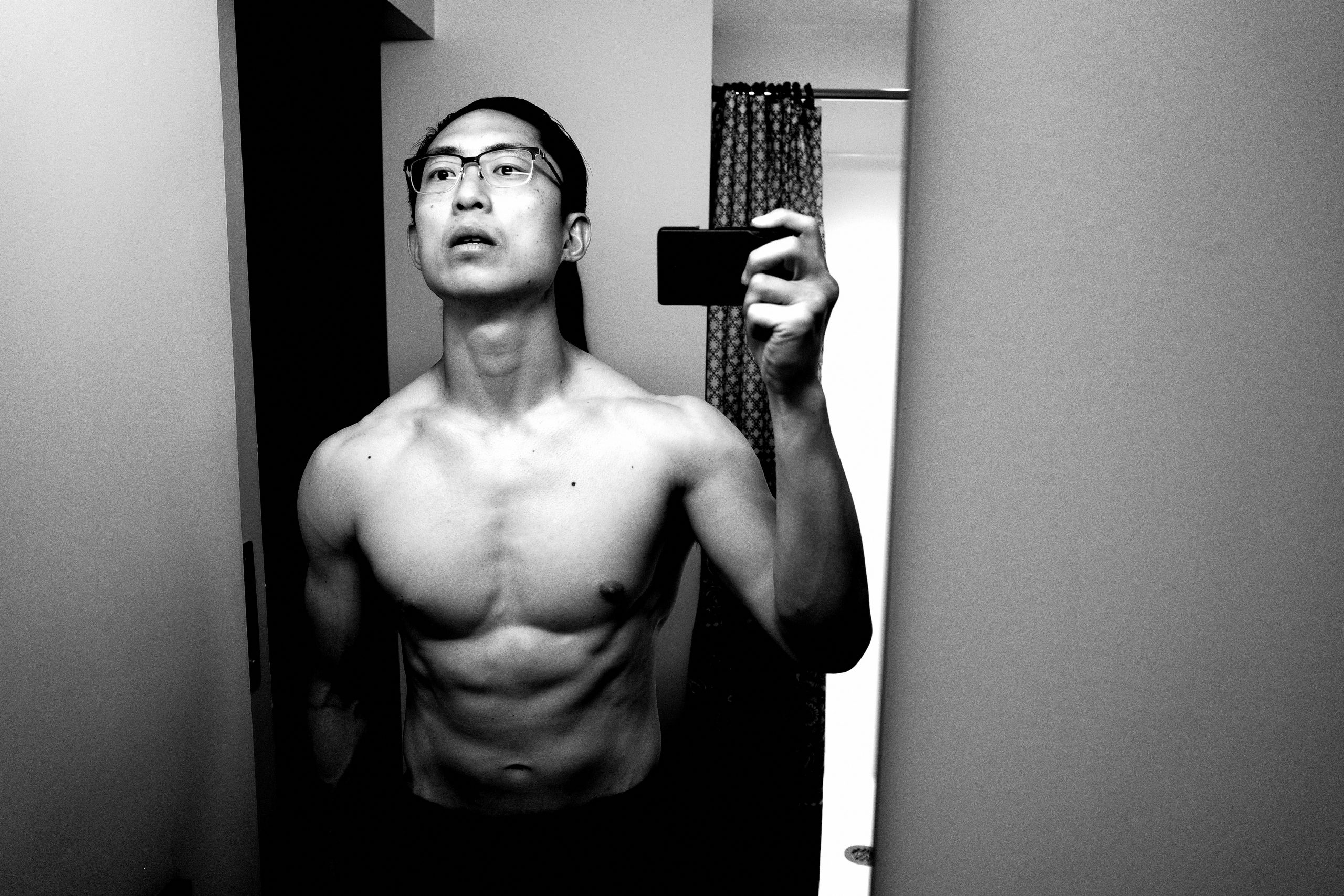 Selfie muscle