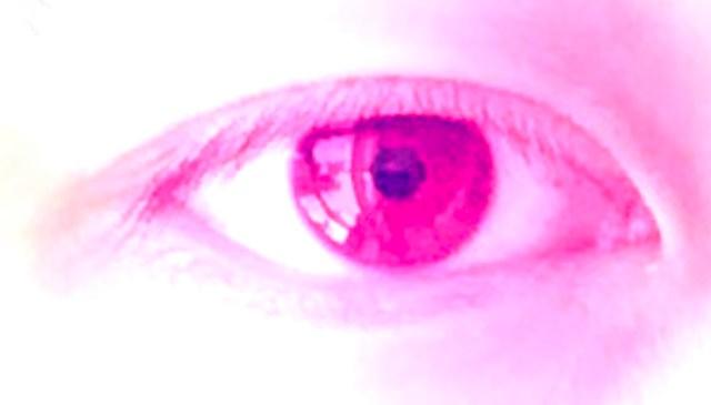 Selfie eye