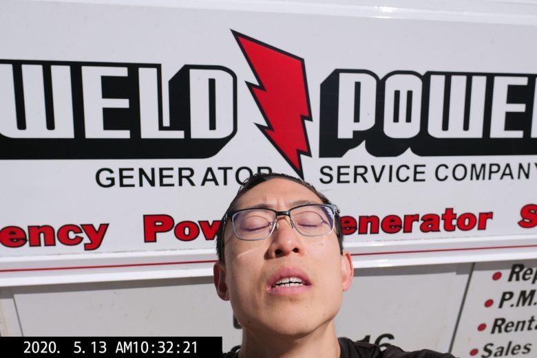 selfie electric