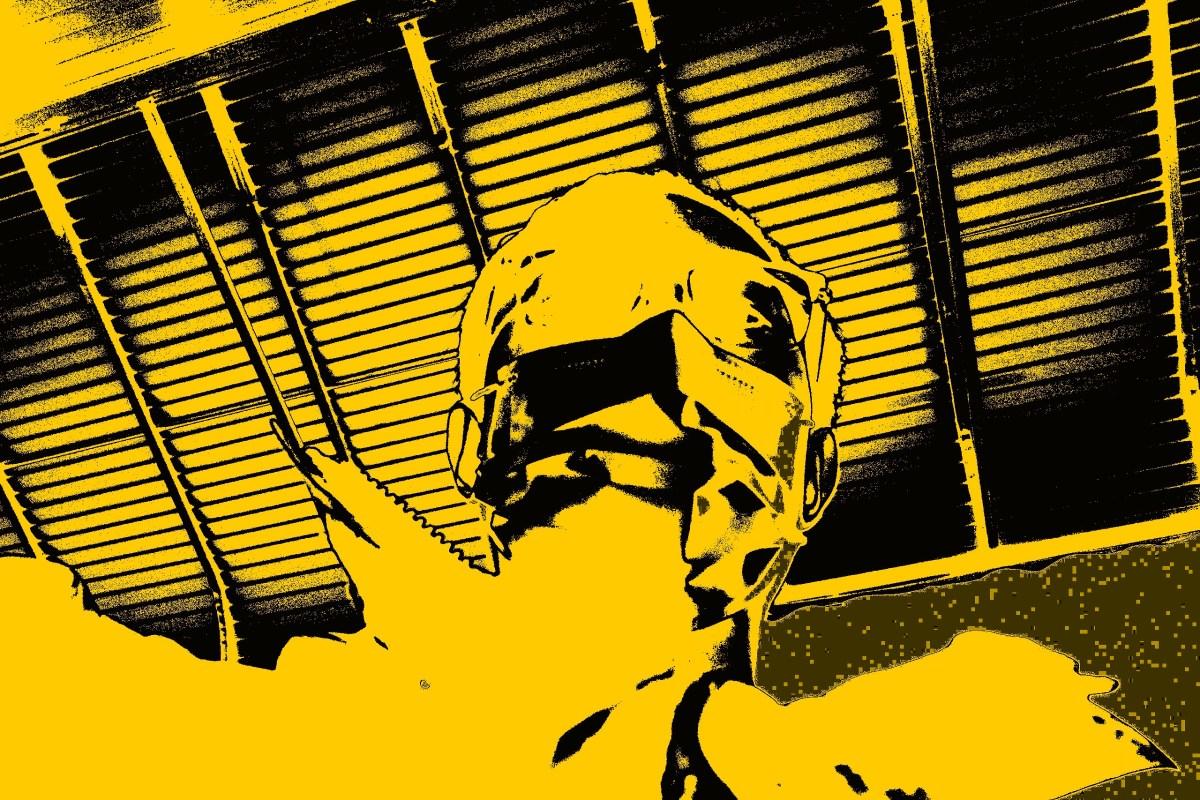 yellow black ERIC KIM