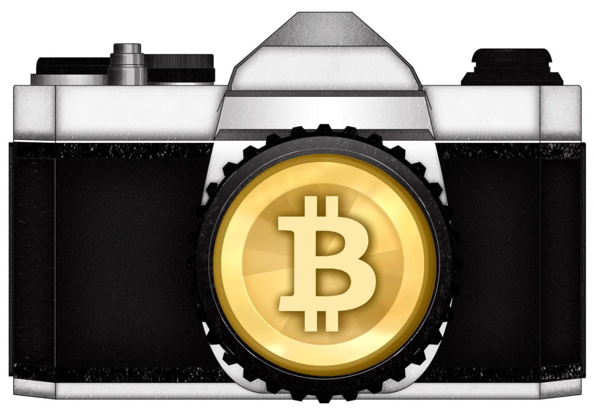 Bitcoin ERIC KIM money camera cryptocurrency