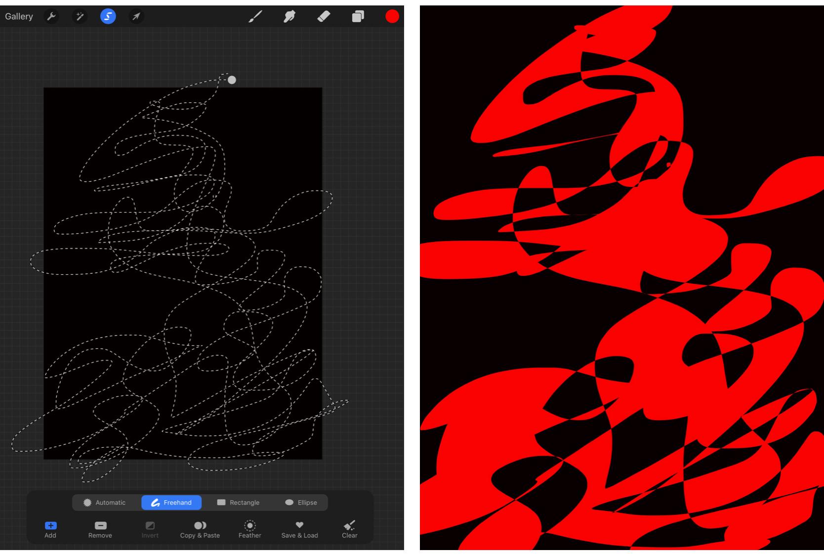 iPad sketch ERIC KIM
