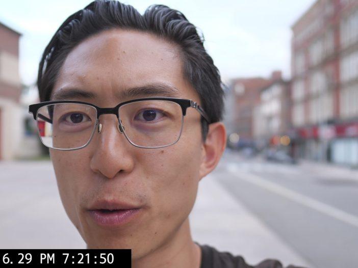 selfie vlog ERIC KIM cannot fake enthusiasm