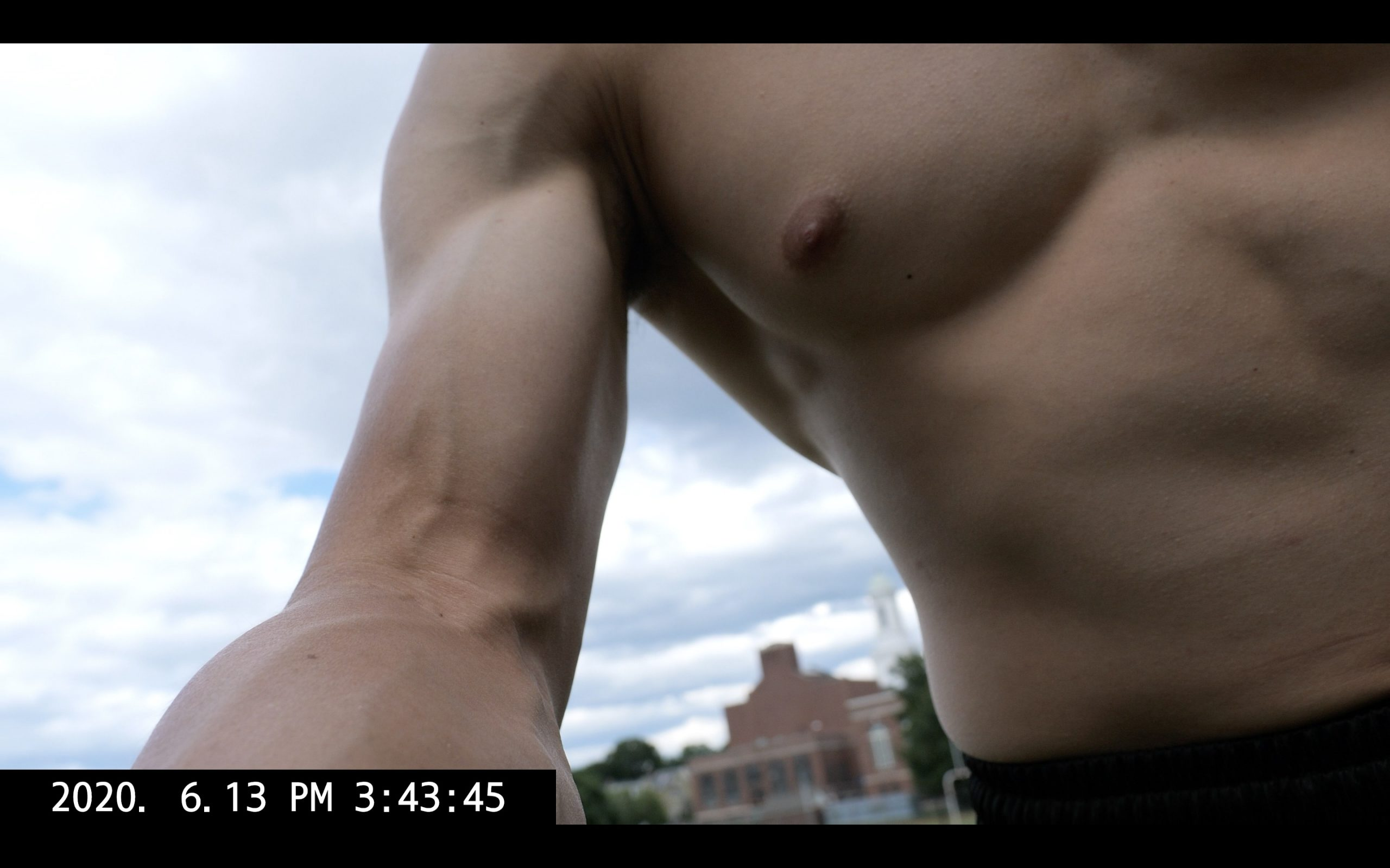 chest arm