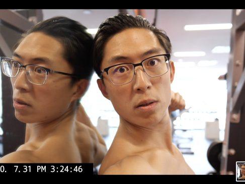 selfie two ERIC KIM