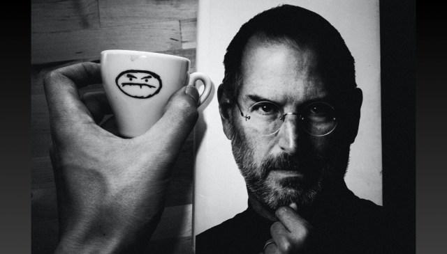 Steve Jobs espresso cup Eric