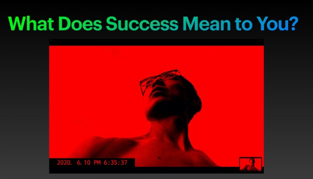Success ERIC KIM
