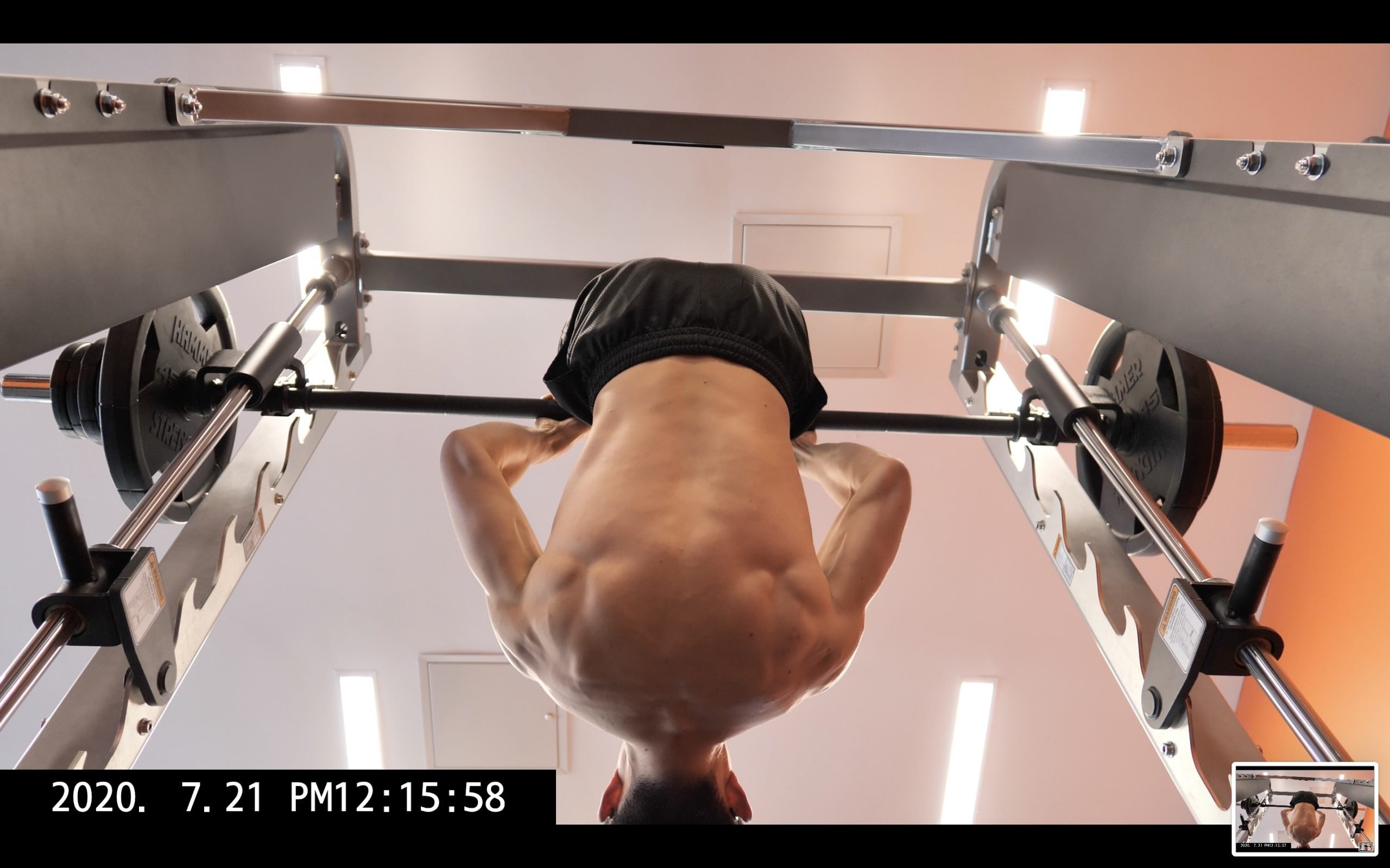 upside down ERIC KIM
