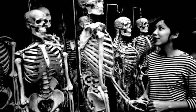 Cindy skeletons