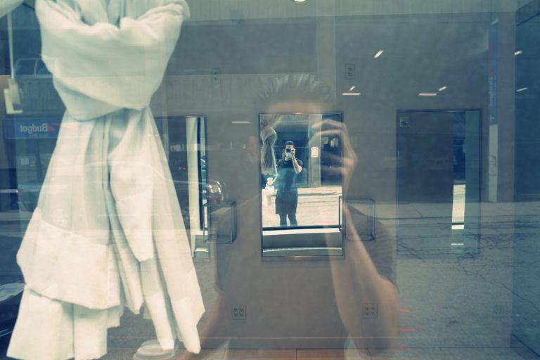 selfie brave new world ERIC KIM ricoh gr iii cross process