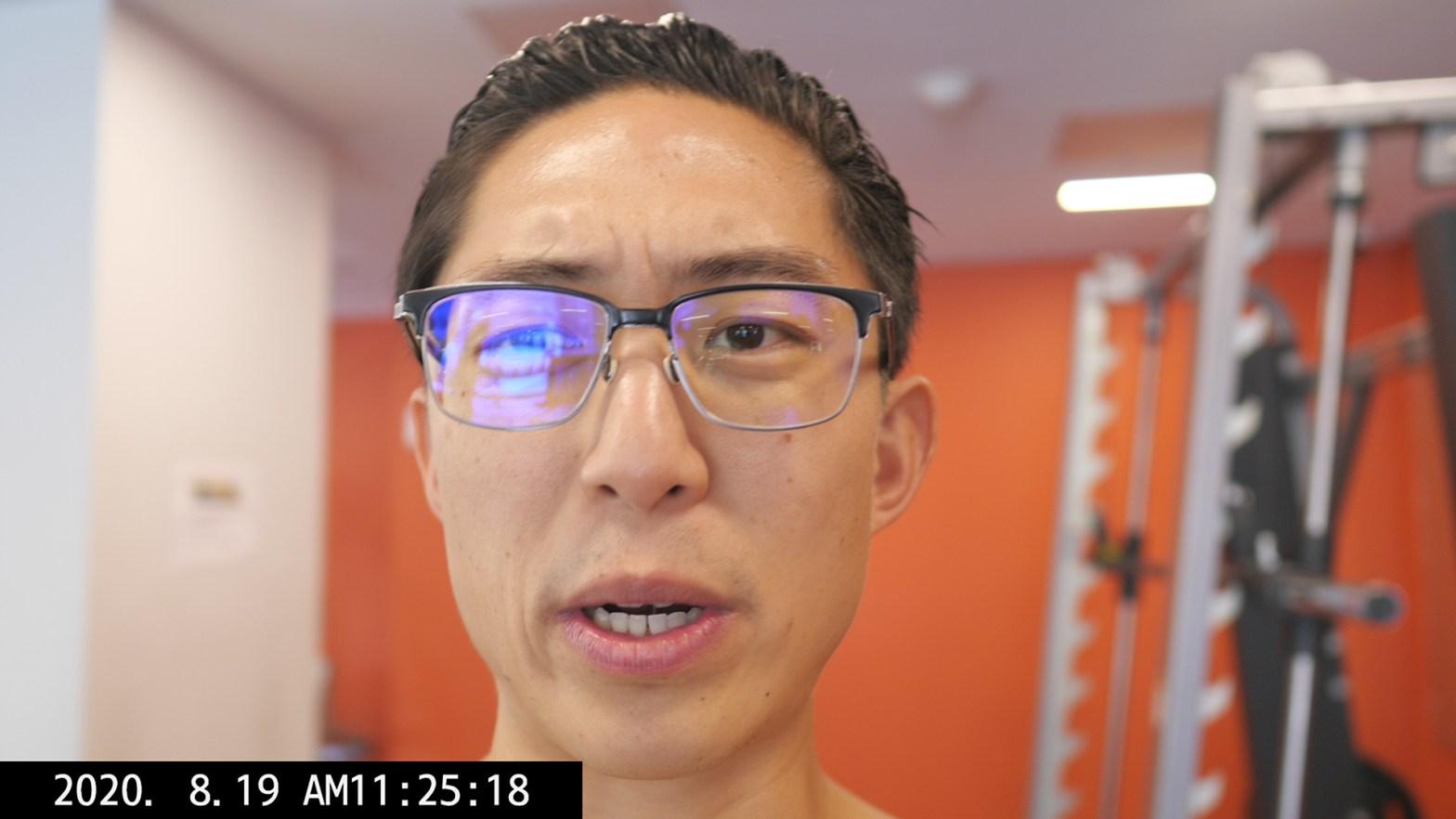 selfie talk ERIC KIM