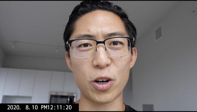 talking vlog ERIC KIM