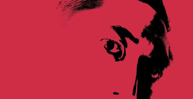 selfie red ERIC KIM face crimson red