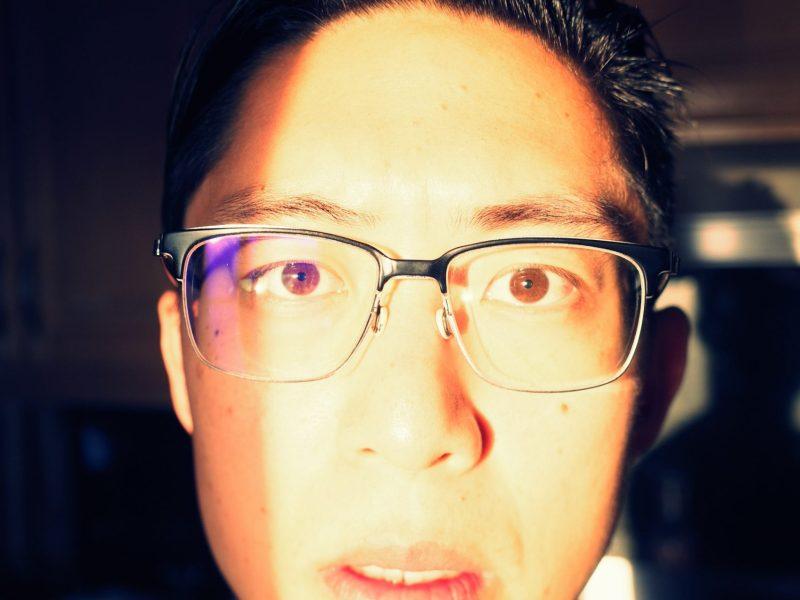 selfie color ERIC KIM