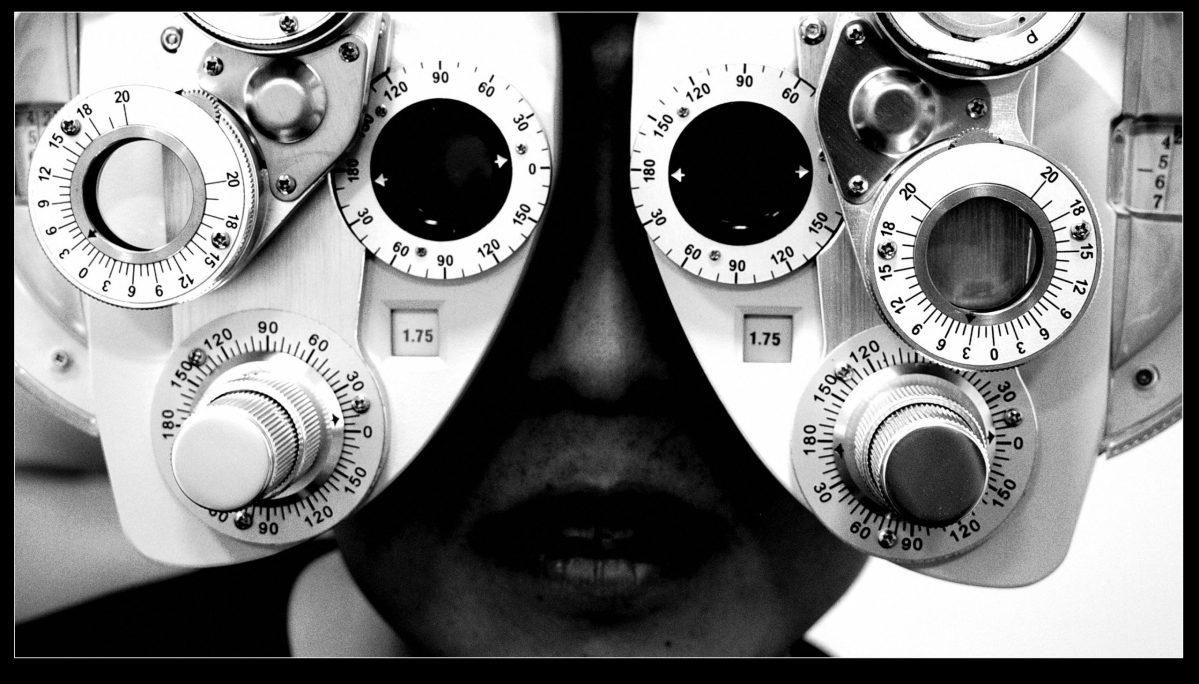 eyes examination ERIC KIM