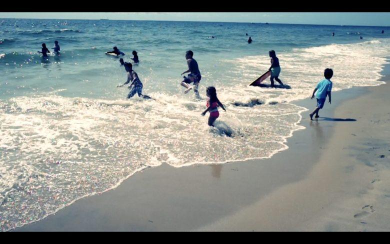 beach kids vlog ERIC KIM