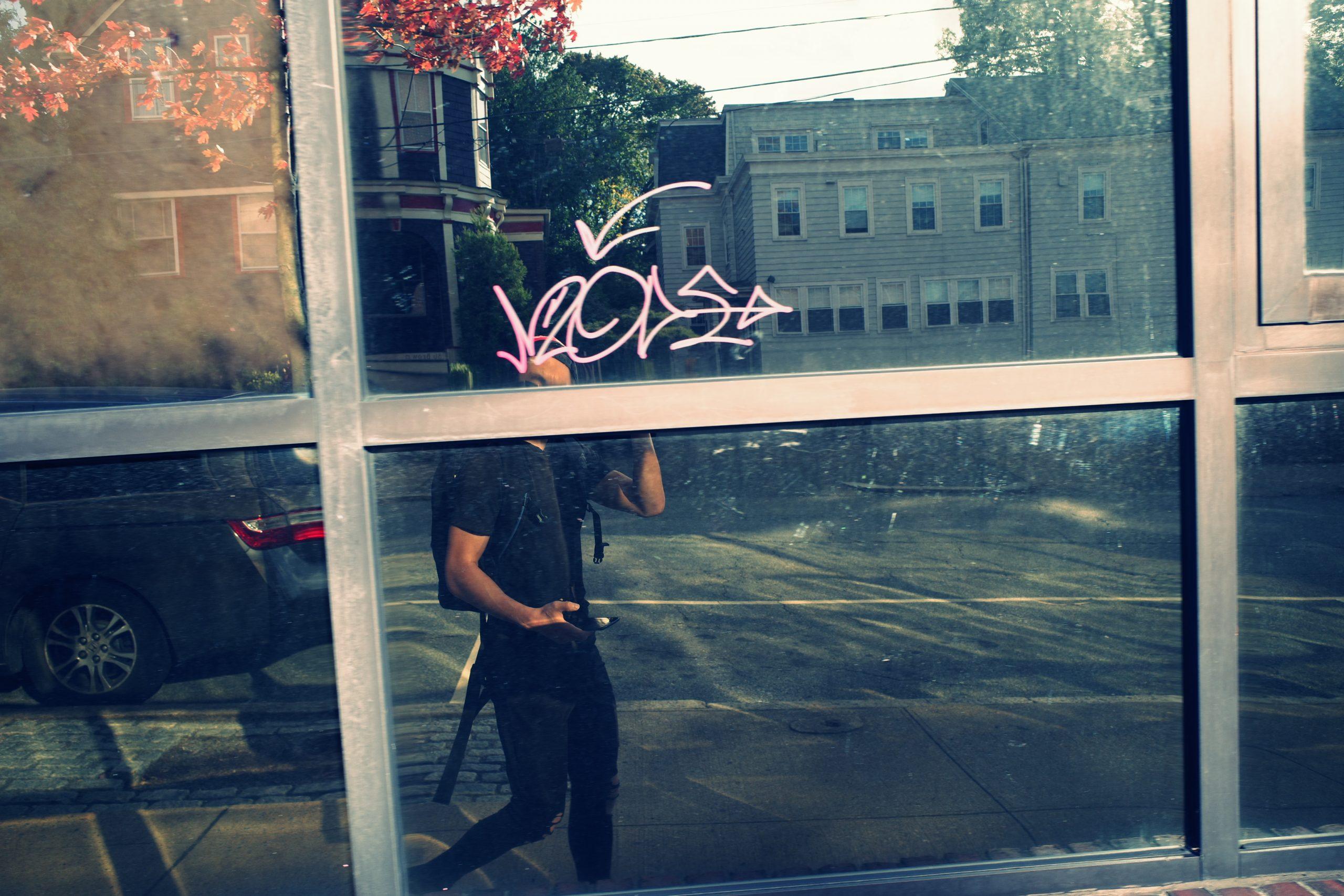 selfie mirror ERIC KIM