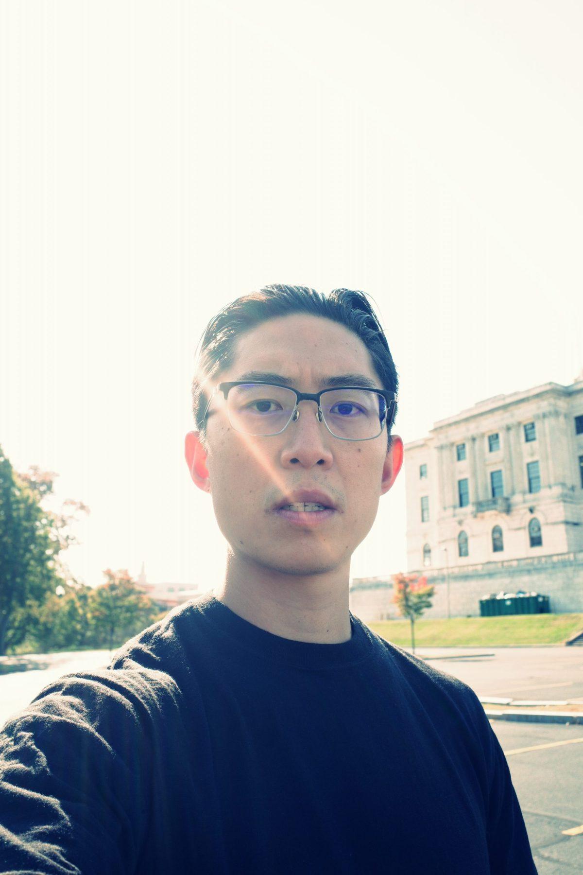 selfie epic light ERIC KIM a