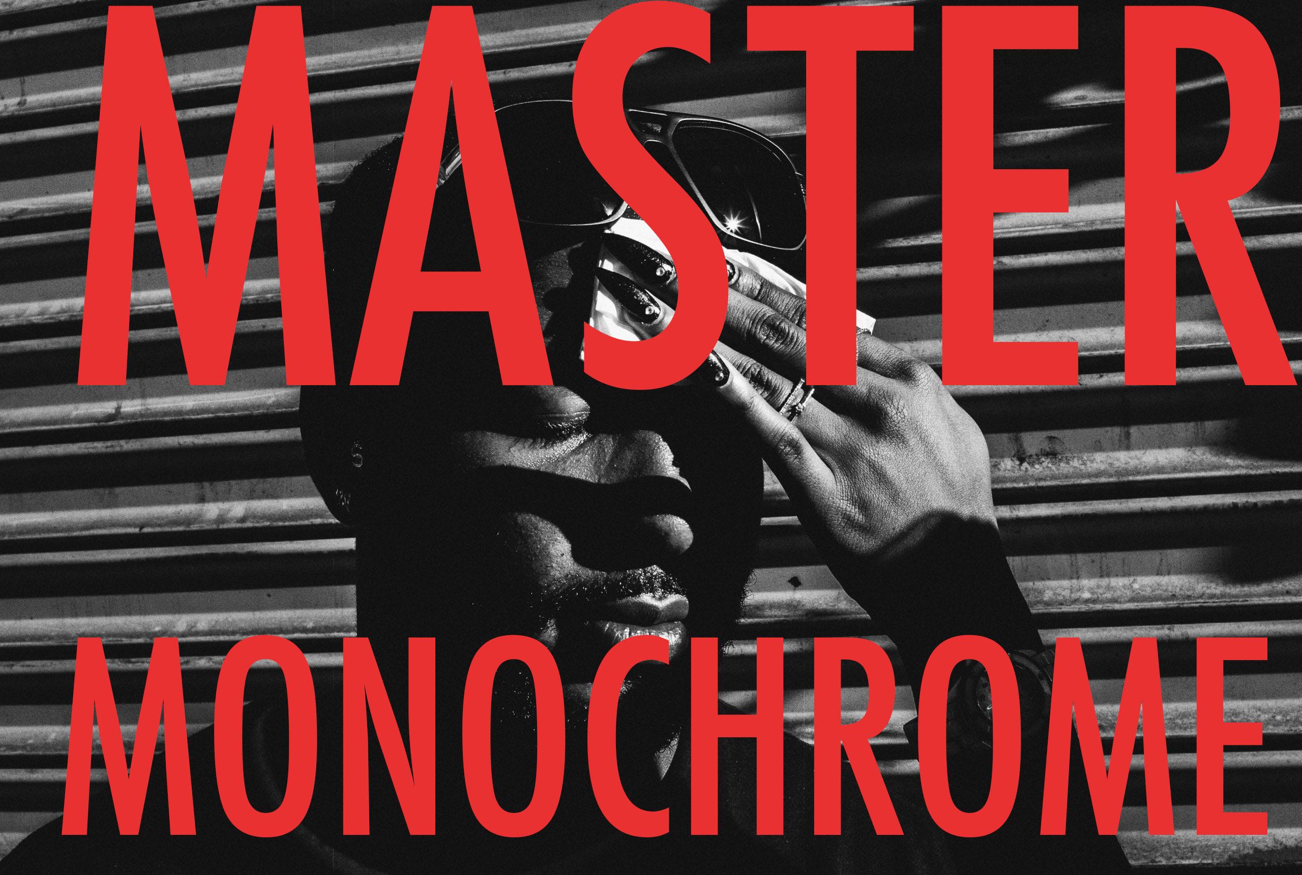 MASTER MONOCHROME Online Workshop ERIC KIM