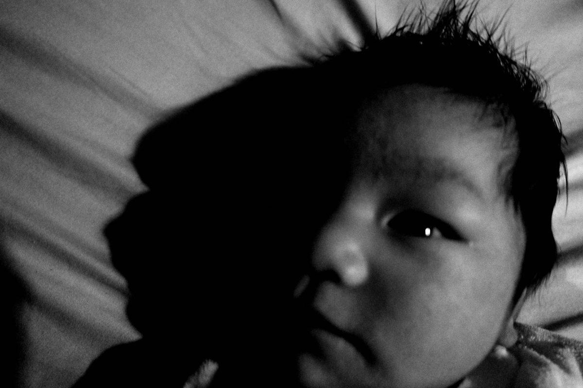 Seneca film noir high contrast chiaroscuro