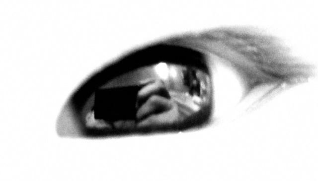 Eye macro Hanul