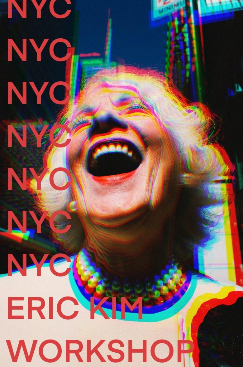 ERIC KIM New York City workshop