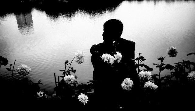hanoi silhouette ERIC KIM street photography hoan kiem