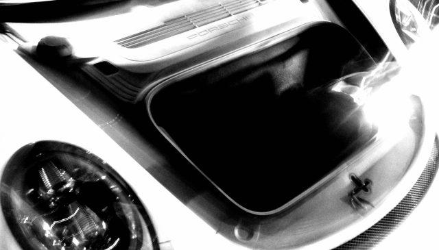 front trunk Porsche 911
